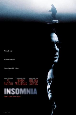 """Insomnia"" Movie Poster"